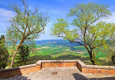 Region de Basilicate en Italie